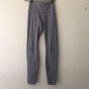 Lululemon High Rise Leggings Gray Size 6